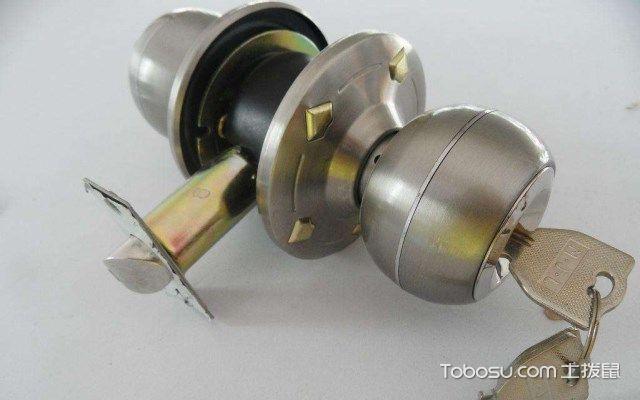 球型门锁怎么安装,安装方法