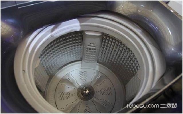 波轮洗衣机清洗配图