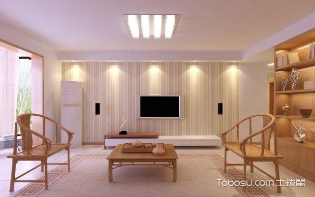 简约中式家装效果图,特点