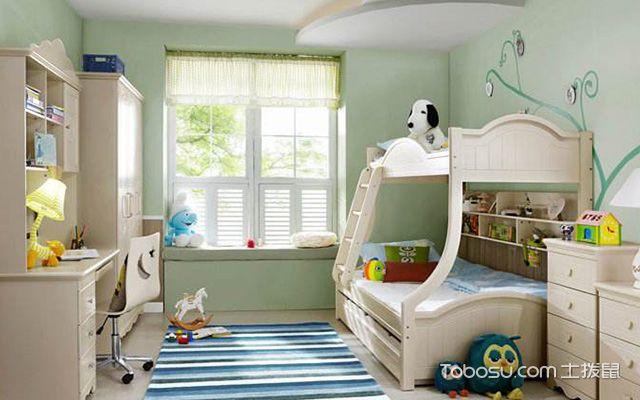儿童房装修要注意什么—案例图4