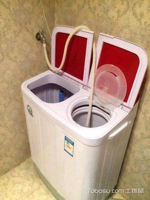 双桶洗衣机怎么清洗具体内容