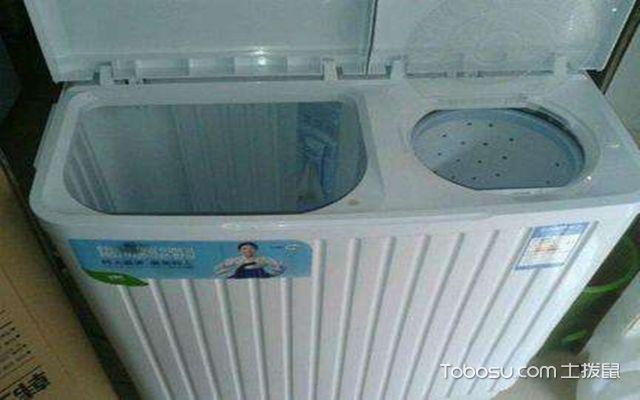 双桶洗衣机怎么清洗定期保养