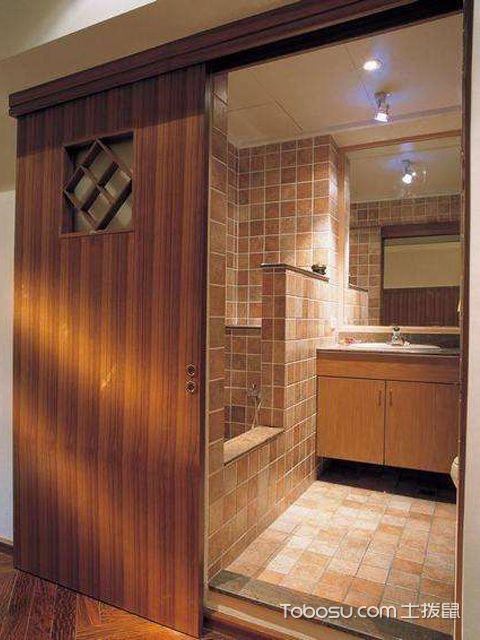 6平米卫生间设计图