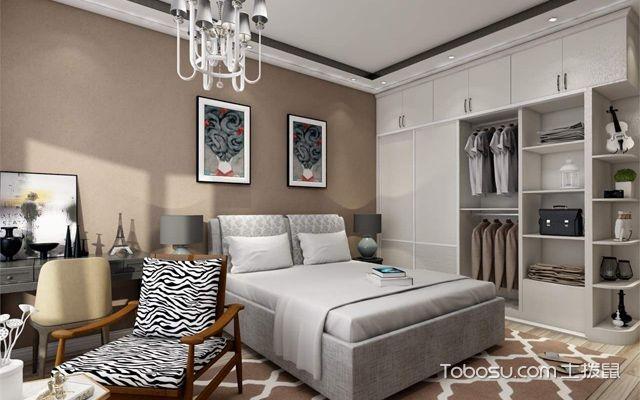 卧室什么颜色比较温馨