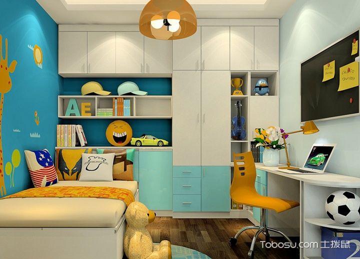 儿童房卧室装修设计