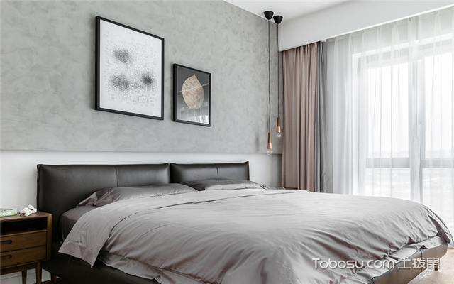 2018卧室墙纸图片