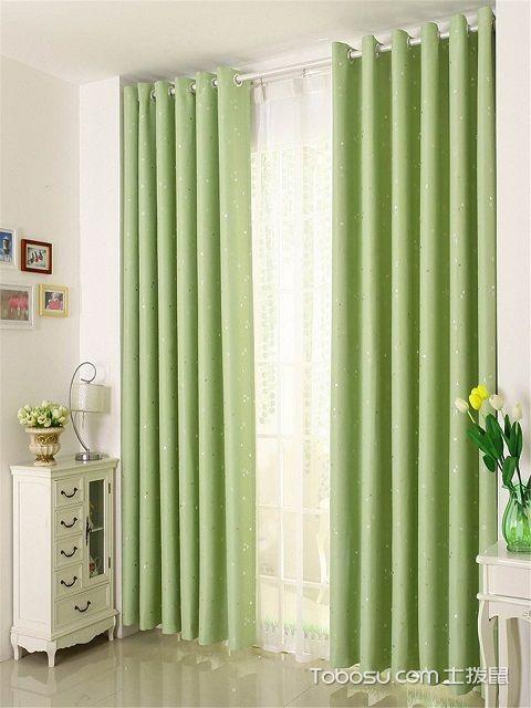 简易窗帘的挂法不打孔怎么做