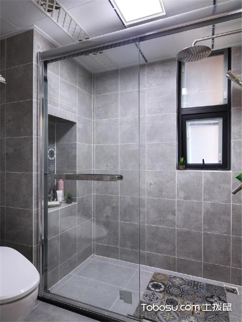 卫生间壁龛效果图,如何设计