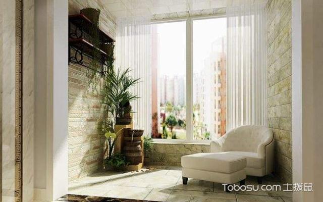 阳台窗帘,窗帘材质