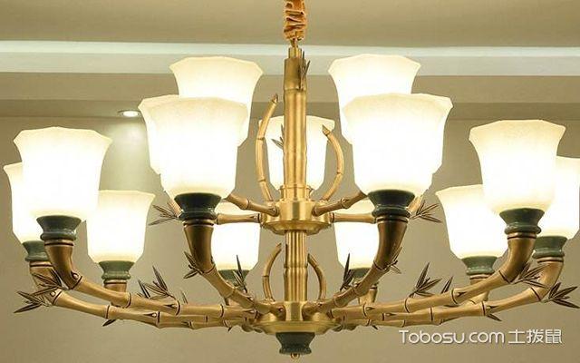 全铜吊灯的选购技巧—全铜吊灯图3