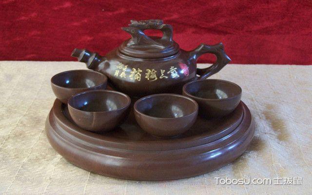 什么是木鱼石茶具