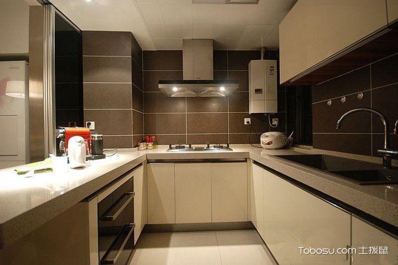 紧凑小厨房