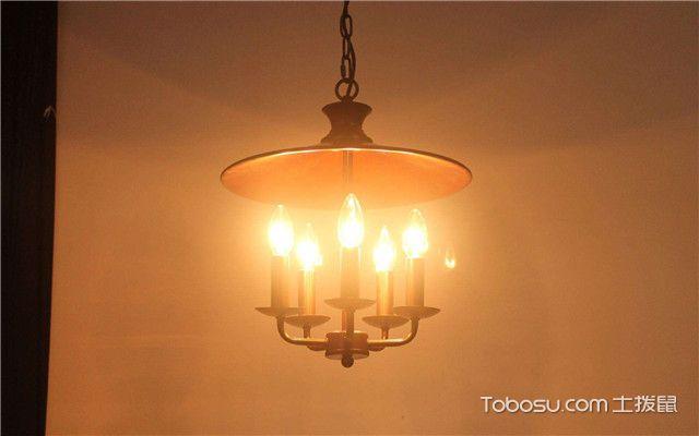 客厅用全铜吊灯好不好