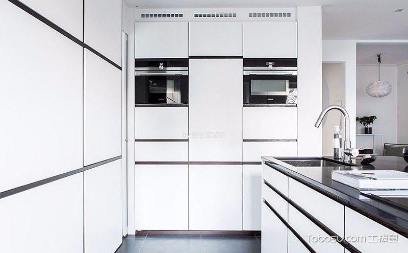 厨房吊顶装修效果图,8款中你最中意哪款?