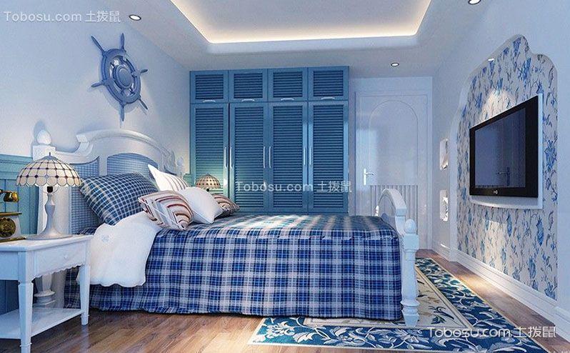 八款别具一格的蓝色房间,爱上那片优雅与宁静