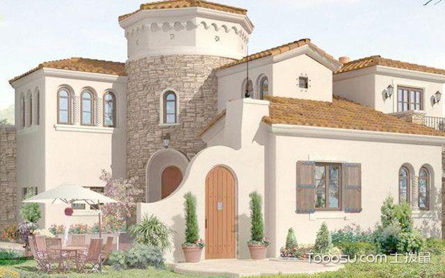 欧式别墅装修,用最少的钱打造最舒服的别墅乡下长沙别墅的图片
