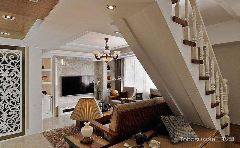 美式别墅装修效果图,享受最有品质的生活