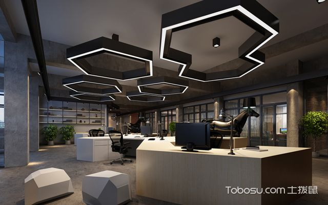 小型办公楼装修设计