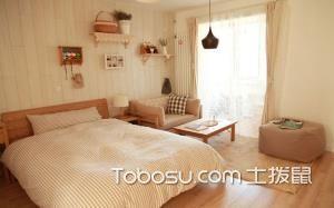 乡村卧室设计装修效果图