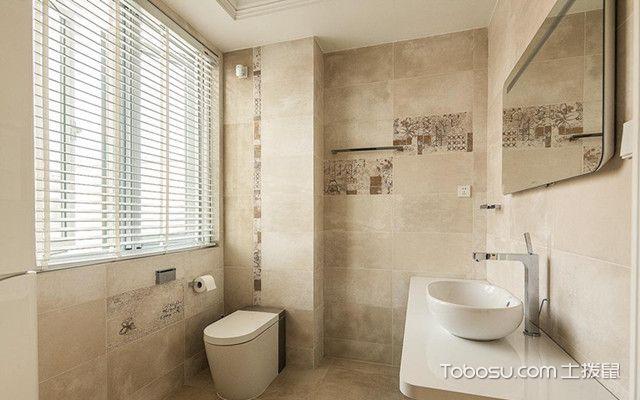 美式风格装修卫浴洁具设计二