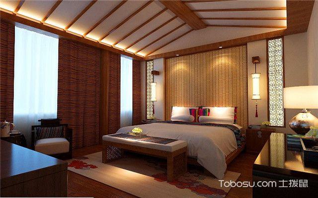 客栈装修室内效果图,让旅游者找到家的感觉!图片