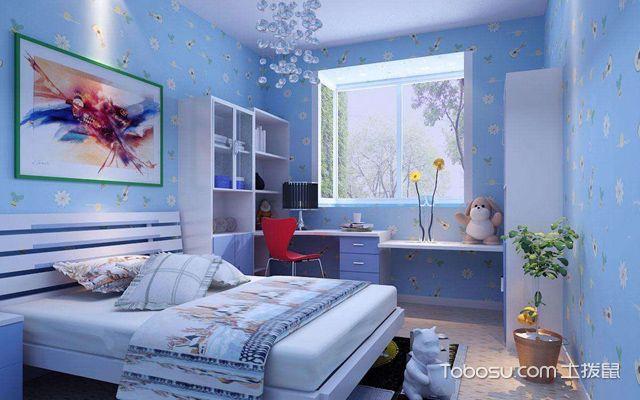 儿童房颜色搭配风水