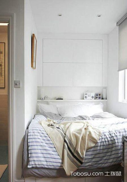 阳台装修成卧室效果图