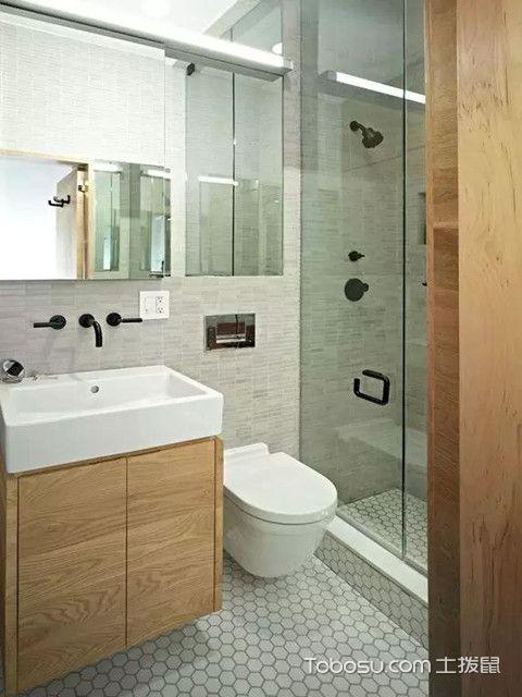 超小卫生间怎样装修设计三