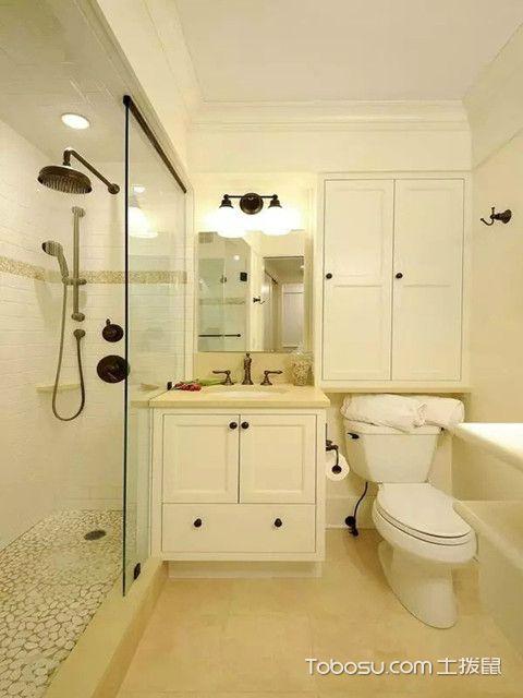 超小卫生间怎样装修设计四