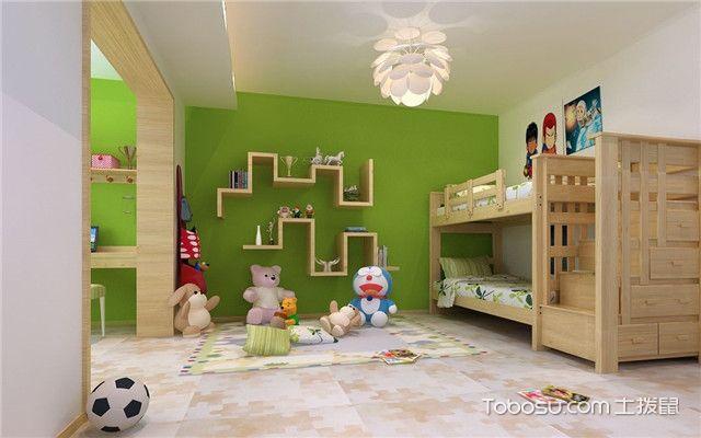 儿童房装修如何防污染三