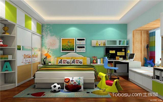 儿童房装修如何防污染四