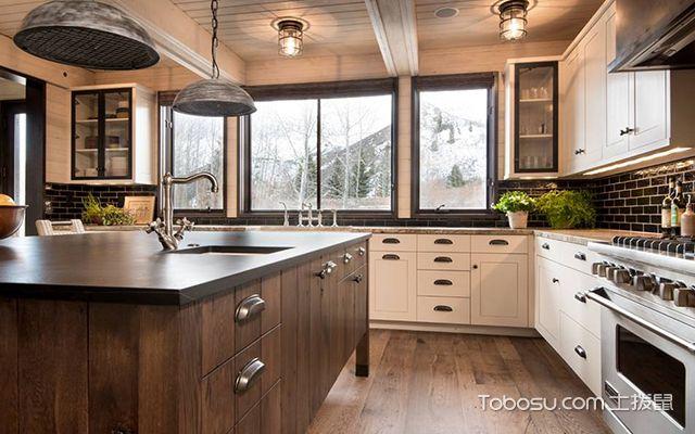 厨房台面材料—案例3