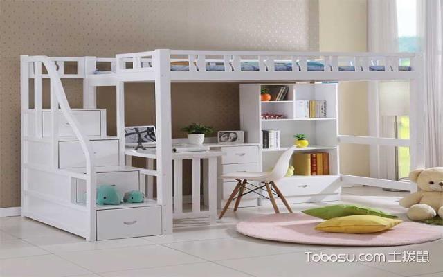 先生书桌床壹体设计效实图