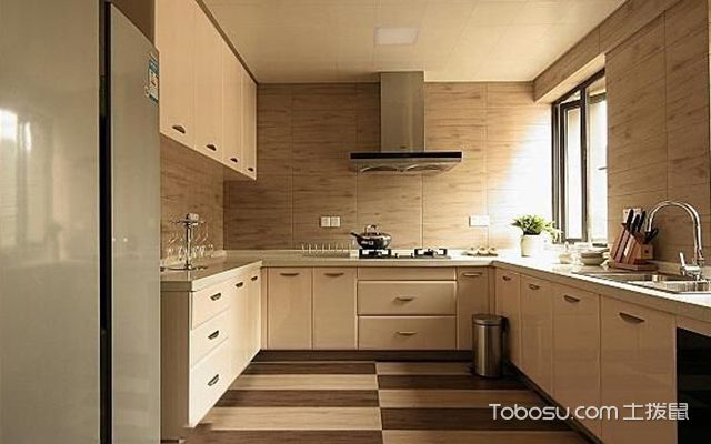 厨房装修设计原则—案例1