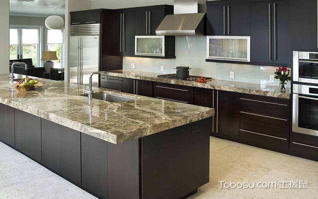 厨房装修设计原则—案例2