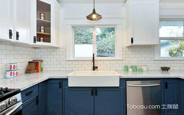 厨房装修设计原则—案例3