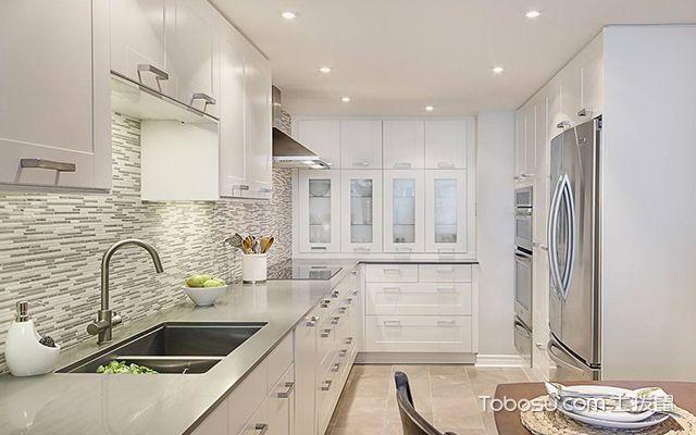厨房装修设计原则—案例4