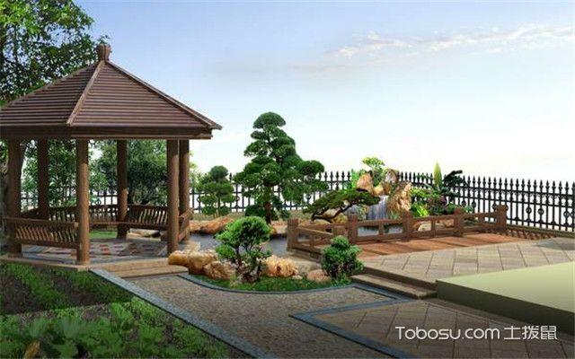 长春别墅庭院设计