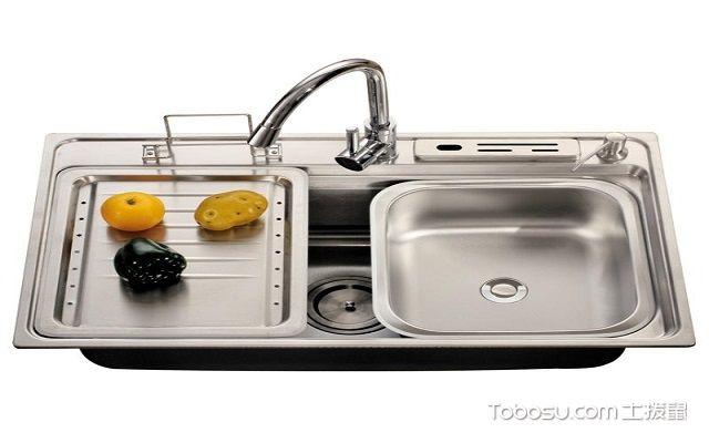 家里厨房洗菜盆下水管漏水怎么办