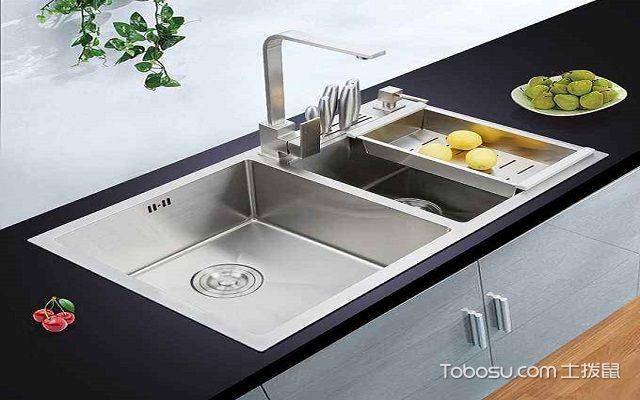 使用厨房洗菜盆下水管漏水怎么办