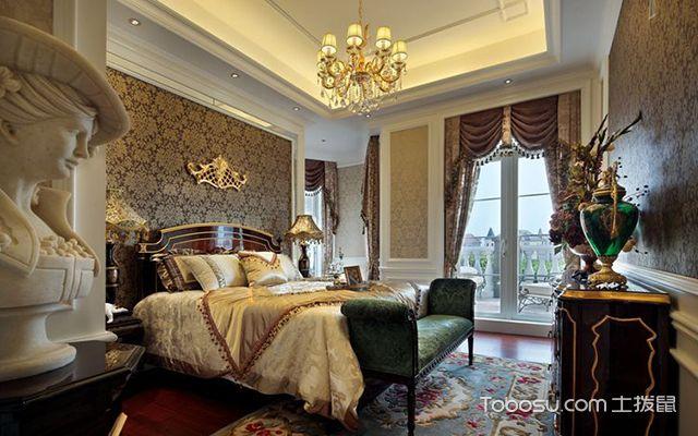 卧室可以摆放沙发吗—卧室案例4