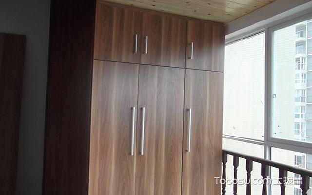 阳台储物柜_土拨鼠装修经验