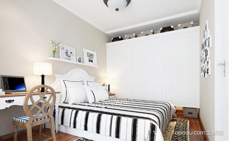 装修效果图大全卧室,给你强烈的归属感