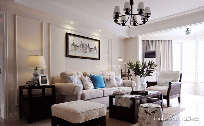 简欧风格三居室设计效果图,每一款都与众不同