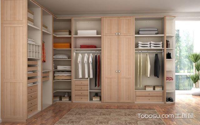 衣柜投影面積怎么算