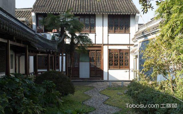 北京庭院装修效果图小径图