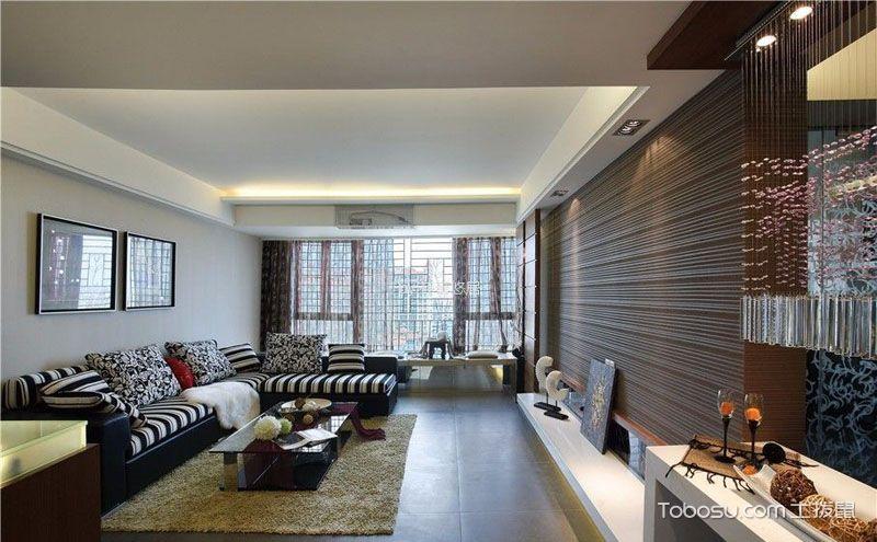 两室两厅小户型装修案例鉴赏,给你一个时尚现代的家