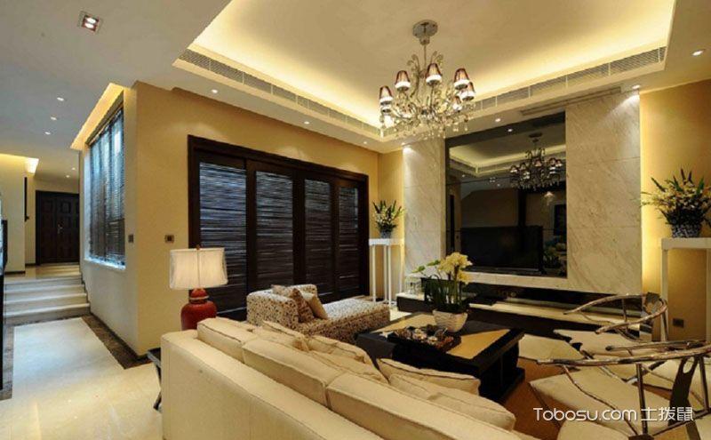 两室两厅装修设计案例欣赏,原来房子可以设计得如此大气又温馨