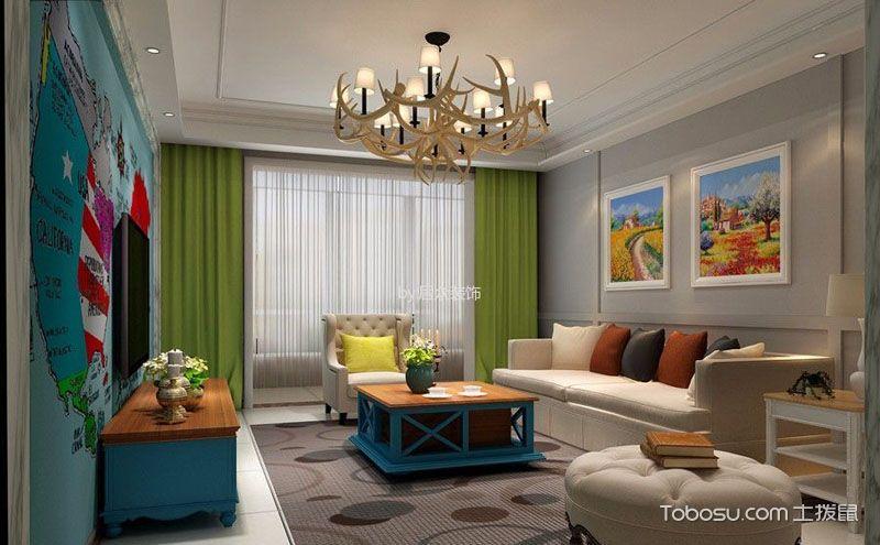 美式风格房子装修效果图,对你的胃口最重要