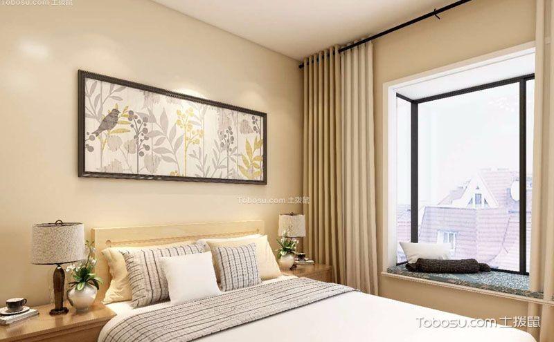 小户型卧室装修实景图鉴赏,给你一个温馨舒适的休息空间